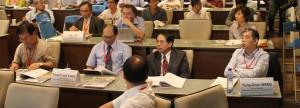 A18-TXT-自左到右:演講人詹錢登教授、周永川副理、林俶寬副理、王永鎮協理